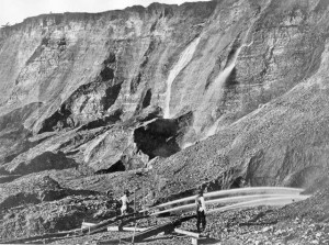 Gold Mining in California - Dutch Flat District