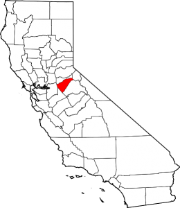 Calaveras County California Gold