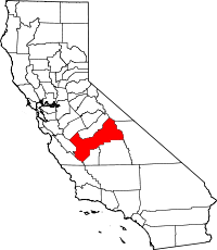 Fresno County California Gold