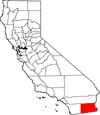Gold Mining in California Imperial County