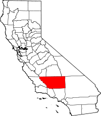 Kern County California Gold Locations