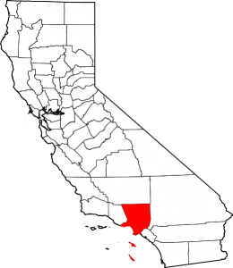 Los Angeles County Gold in California